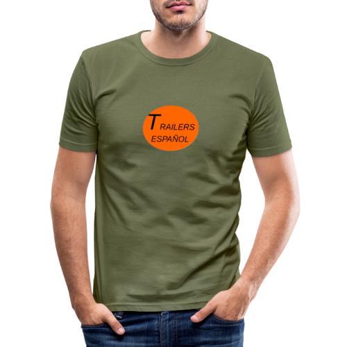 Trailers Español I - Camiseta ajustada hombre