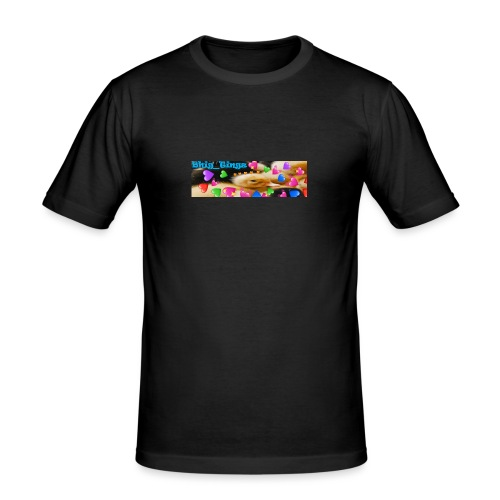 Ducz King - Men's Slim Fit T-Shirt