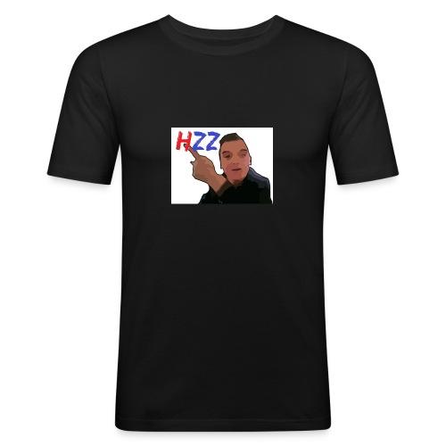 hetzeizo t-shirt Kind - Mannen slim fit T-shirt