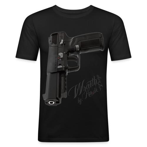 Herstal FN 5 7 kito dk - Men's Slim Fit T-Shirt