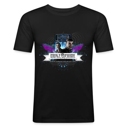 Gunz for hire - Mannen slim fit T-shirt