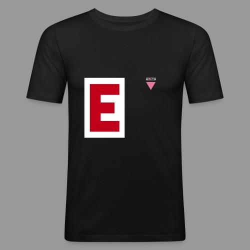 THERNST_Shirt_02 - Männer Slim Fit T-Shirt
