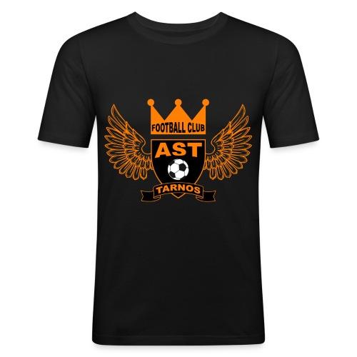 ast085 - T-shirt près du corps Homme