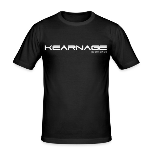 Kearnage White png - Men's Slim Fit T-Shirt