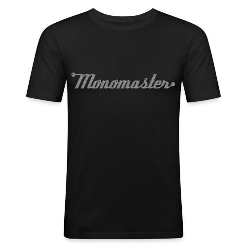 logosw - Männer Slim Fit T-Shirt
