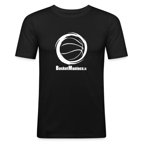 Basket Maniacs - Maglietta aderente da uomo