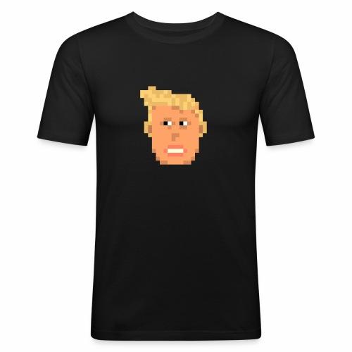 Drumb - Männer Slim Fit T-Shirt