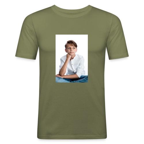 Sjonny - slim fit T-shirt