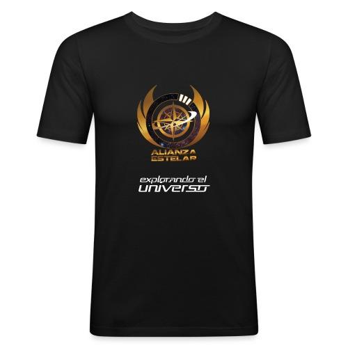 Alianza estelar oficial I - Camiseta ajustada hombre