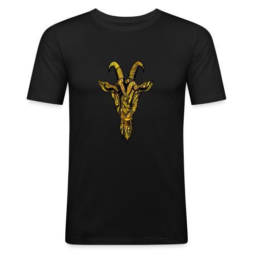 Geit - Slim Fit T-skjorte for menn