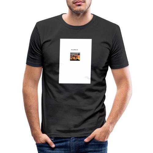 Das goldene OeL - Männer Slim Fit T-Shirt