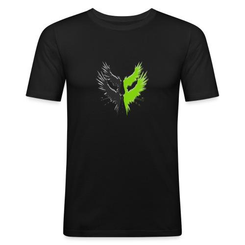 Project Icarus Logo - Mannen slim fit T-shirt