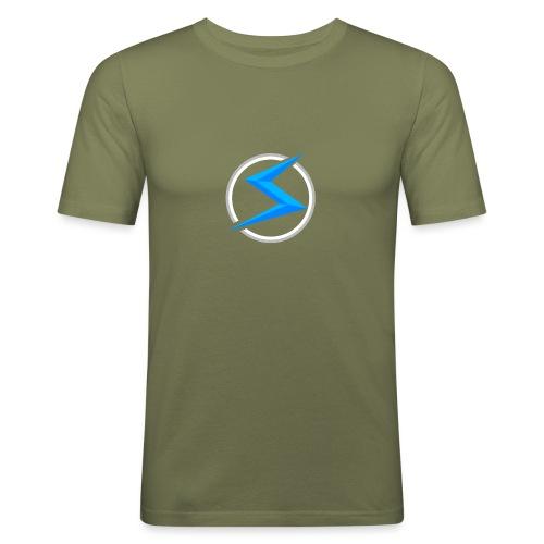 #1 model - Mannen slim fit T-shirt