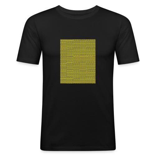 AFC GUNNERS AWAY 1991 - 1993 - Men's Slim Fit T-Shirt