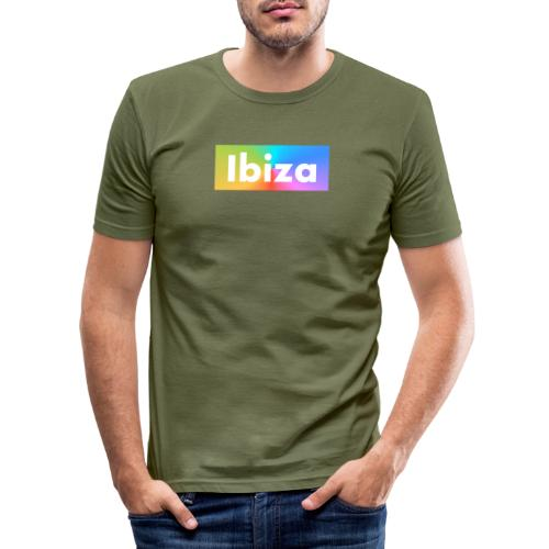 IBIZA Color - Men's Slim Fit T-Shirt