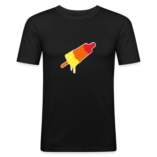 Raket - Mannen slim fit T-shirt