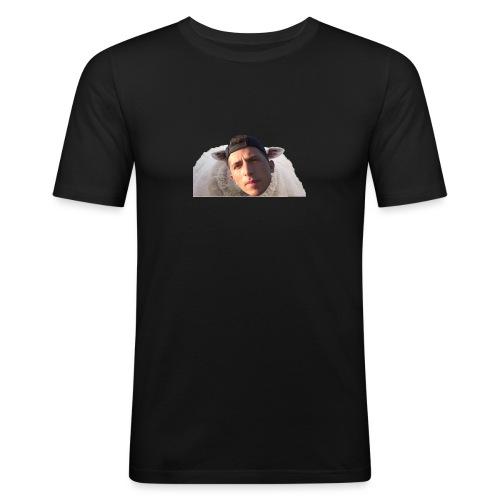 TVS het Armo Schaap en SHIT - Mannen slim fit T-shirt
