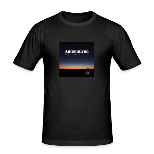 Automnicon. We even own the stars. - Men's Slim Fit T-Shirt
