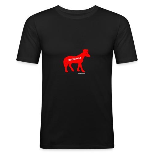 Moscow Mule Limited Edition - Maglietta aderente da uomo