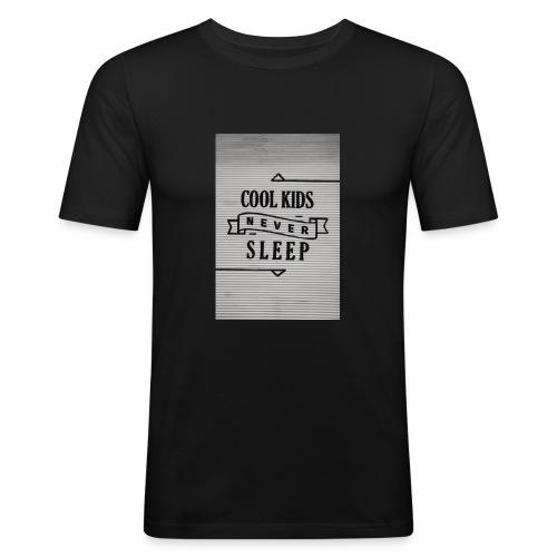TT_Cool Kids - Men's Slim Fit T-Shirt