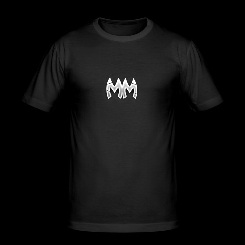 Marz Militia - Men's Slim Fit T-Shirt