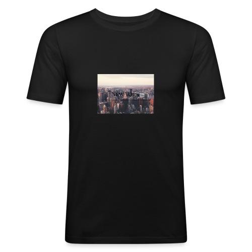spreadshirt - T-shirt près du corps Homme