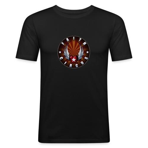 FAITH CIRCUS 2020 - Men's Slim Fit T-Shirt