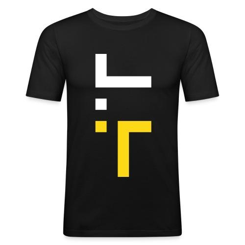 TT_LOGO_10 - Men's Slim Fit T-Shirt