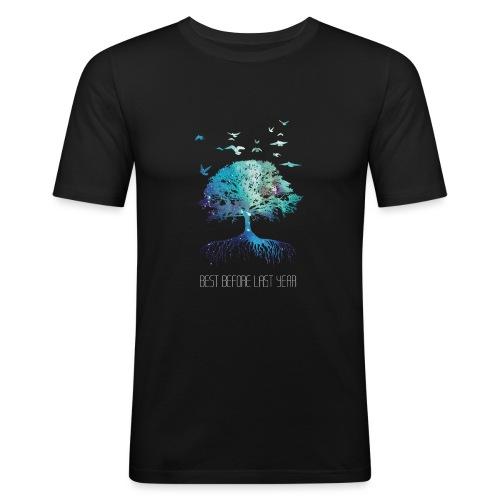 Unisex Hoodie Next Nature - Men's Slim Fit T-Shirt