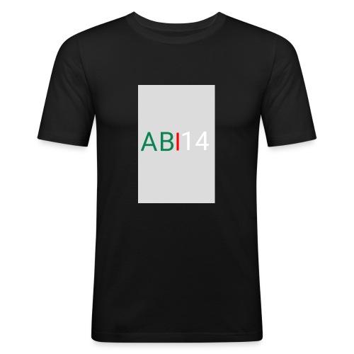 ABI14 - T-shirt près du corps Homme