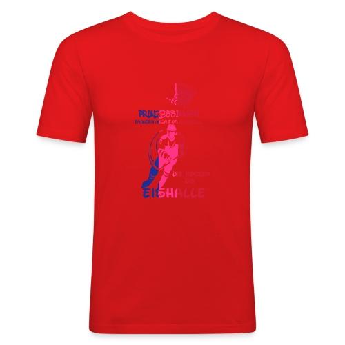 Eishockeyprinzessin - Männer Slim Fit T-Shirt