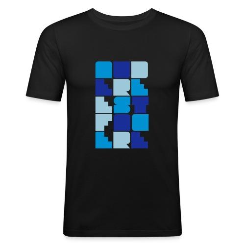 audereestfacere - Men's Slim Fit T-Shirt