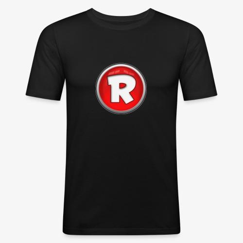 LOGOROM - T-shirt près du corps Homme