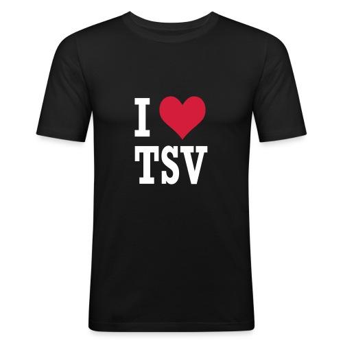 tsv - Männer Slim Fit T-Shirt