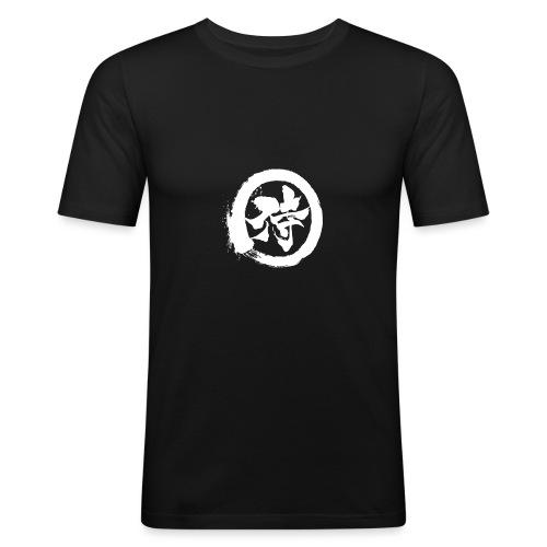 w png - Männer Slim Fit T-Shirt