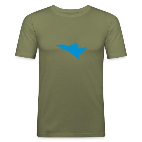 EF2000 Typhoon - Men's Slim Fit T-Shirt