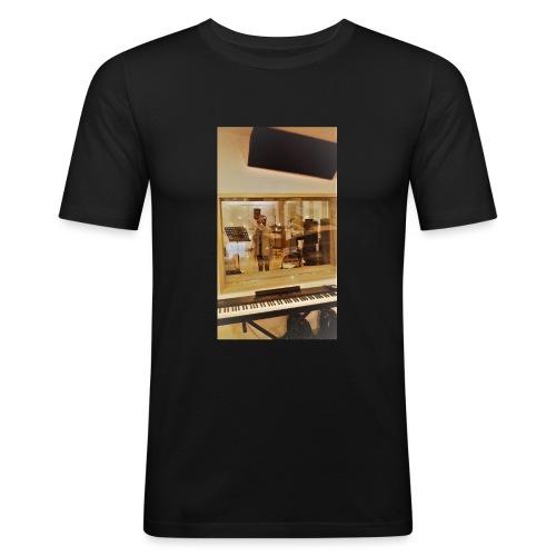 fan de caro - T-shirt près du corps Homme