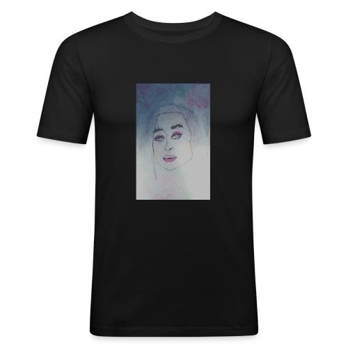 cubismn - Camiseta ajustada hombre