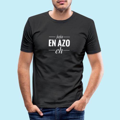 Jaja et azo hein - T-shirt près du corps Homme