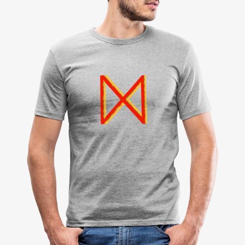 Dagazrunen - Männer Slim Fit T-Shirt