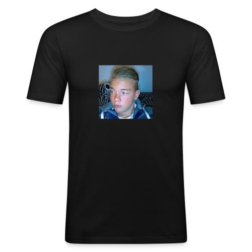 Fan Tröja - Slim Fit T-shirt herr