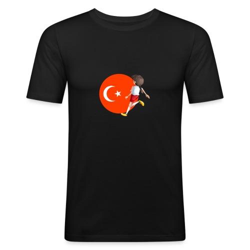 Türkei Fussball - Männer Slim Fit T-Shirt
