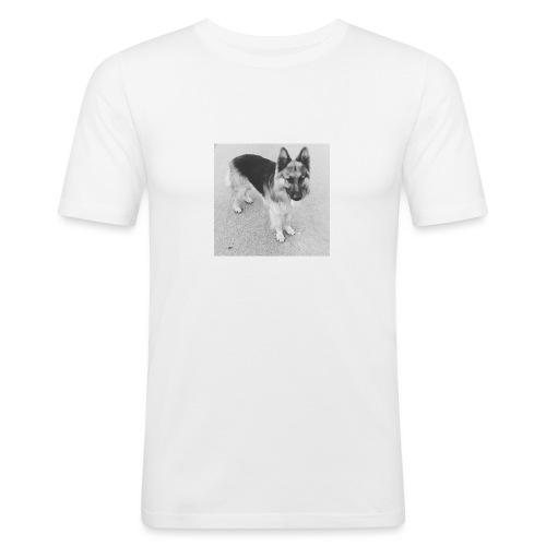 Ready, set, go - Mannen slim fit T-shirt