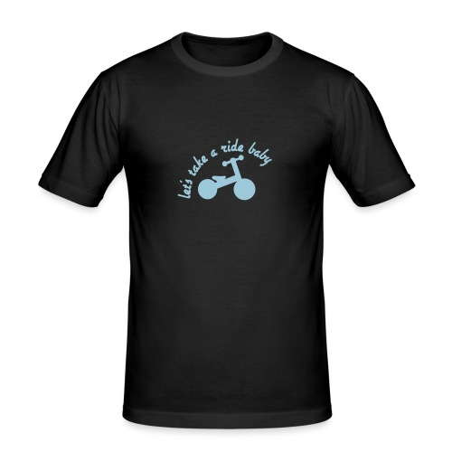 ride - T-shirt près du corps Homme