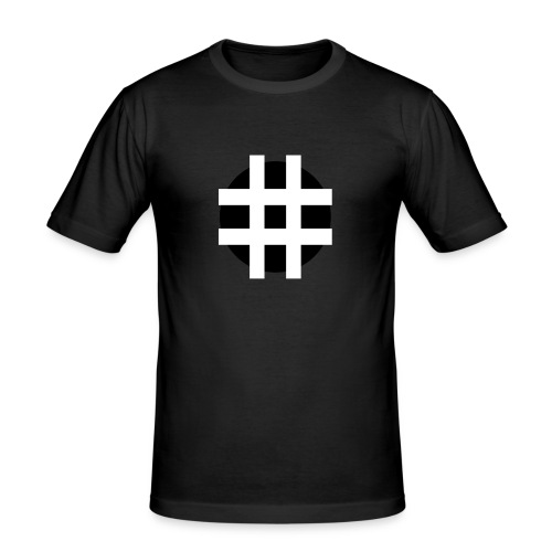 HASTAG ... - Men's Slim Fit T-Shirt