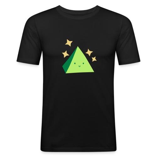 pyramid - Men's Slim Fit T-Shirt