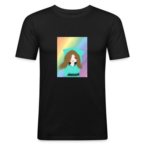 Hatsurumi Smith - Obcisła koszulka męska