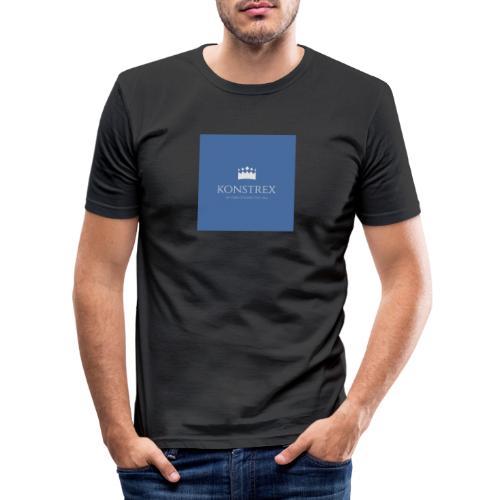 konstrex - Herre Slim Fit T-Shirt