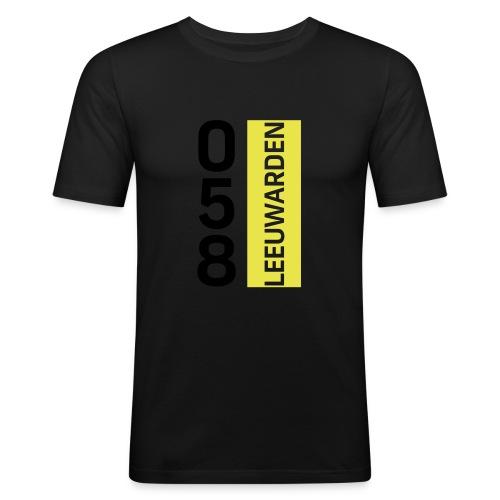 058 - Men's Slim Fit T-Shirt