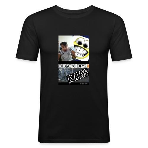 Collage 2017 03 10 15 19 00 - Männer Slim Fit T-Shirt